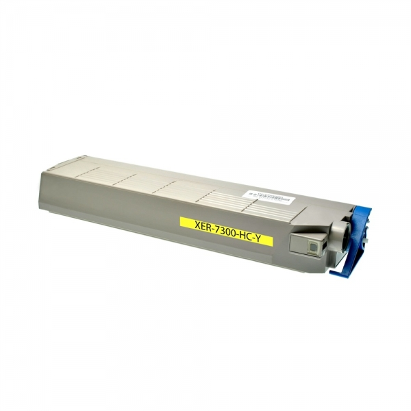 Toner Compatível XEROX PHASER 7300 016197500 Amarelo