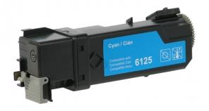 Toner Compatível XEROX PHASER 6125 106R01331 Azul