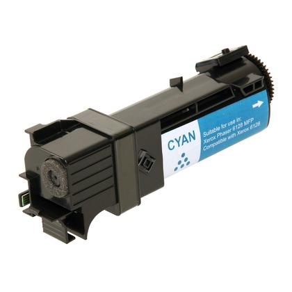 Toner Compatível XEROX PHASER 6128 106R01452 Azul