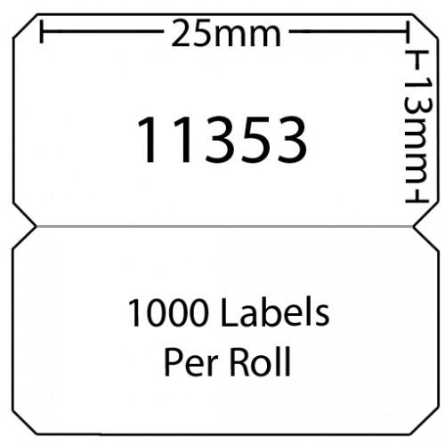 Etiquetas Compatíveis Dymo LabelWrite 11353 / S0722530