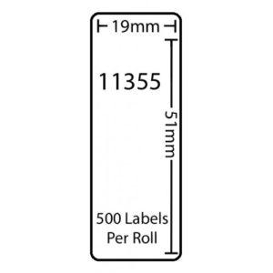 Etiquetas Compatíveis Dymo LabelWriter 11355 / S0722550