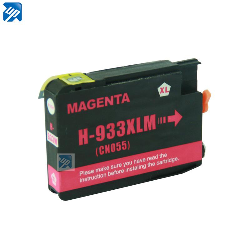 Tinteiro Compatível HP CN055AE Nº933XL Magenta
