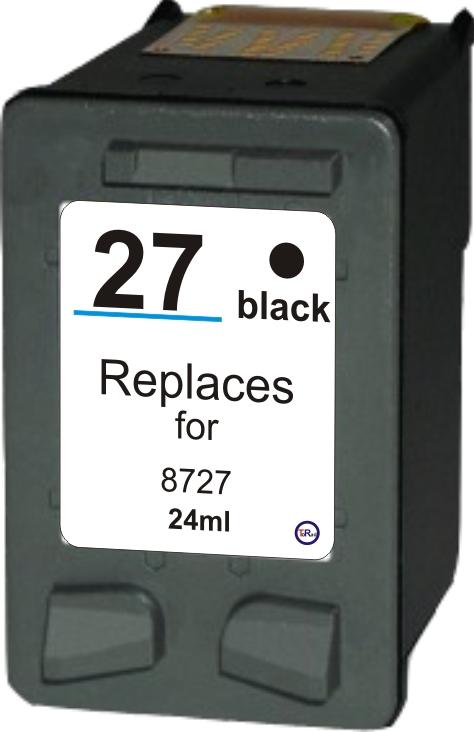 Tinteiro Compatível HP C8727A Nº27A