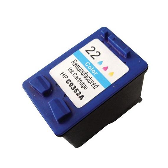 Tinteiro Compatível HP C9352AE/C9352CE Nº22XL