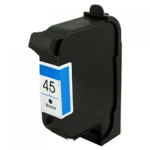 Tinteiro Compatível HP 51645AE Nº45 Preto