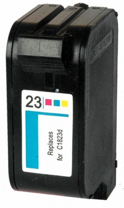 Tinteiro Compatível HP C1823DE/C1823GE Nº23