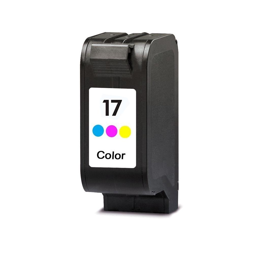 Tinteiro Compatível HP C6625AE Nº17 Colorido