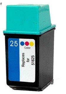 Tinteiro Compatível HP 51625A Nº25 Colorido