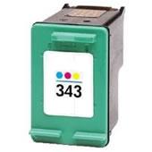 Tinteiro Compatível HP C8766EE Nº343 Cor