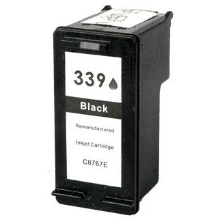 Tinteiro Compatível HP C8767EE Nº339 Preto