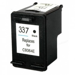 Tinteiro Compatível HP C9364EE Nº337 Preto
