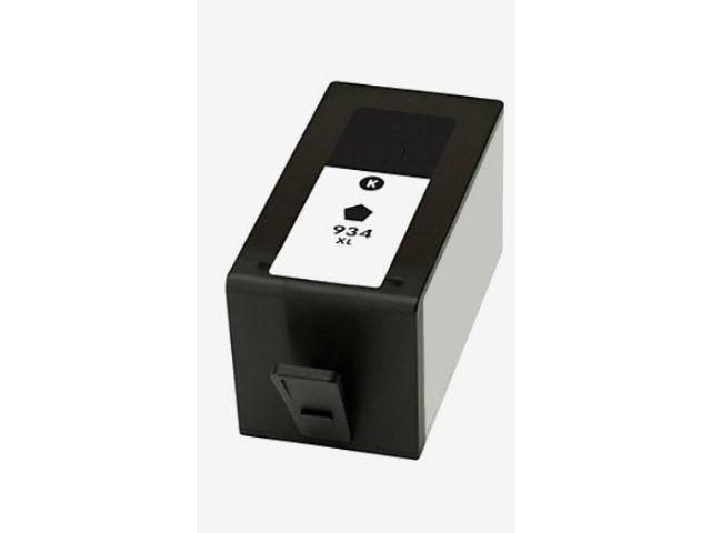 Tinteiro Compatível HP C2P23AE/C2P19AE Nº934XL Preto