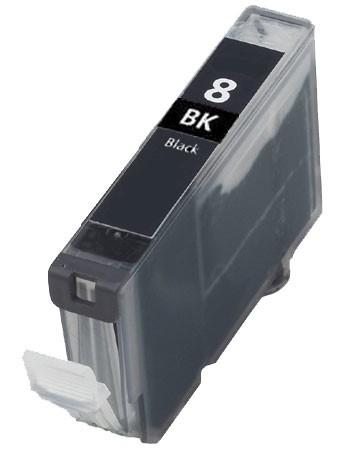 Tinteiro Compatível Canon CLI-8BK Preto