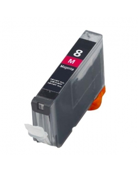 Tinteiro Compatível Canon CLI-8M Magenta