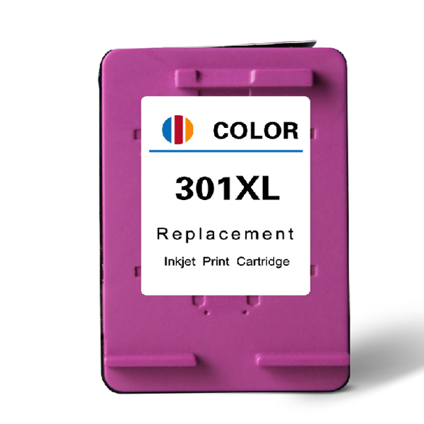 Tinteiro Compatível/Reciclado HP 301XL Cor