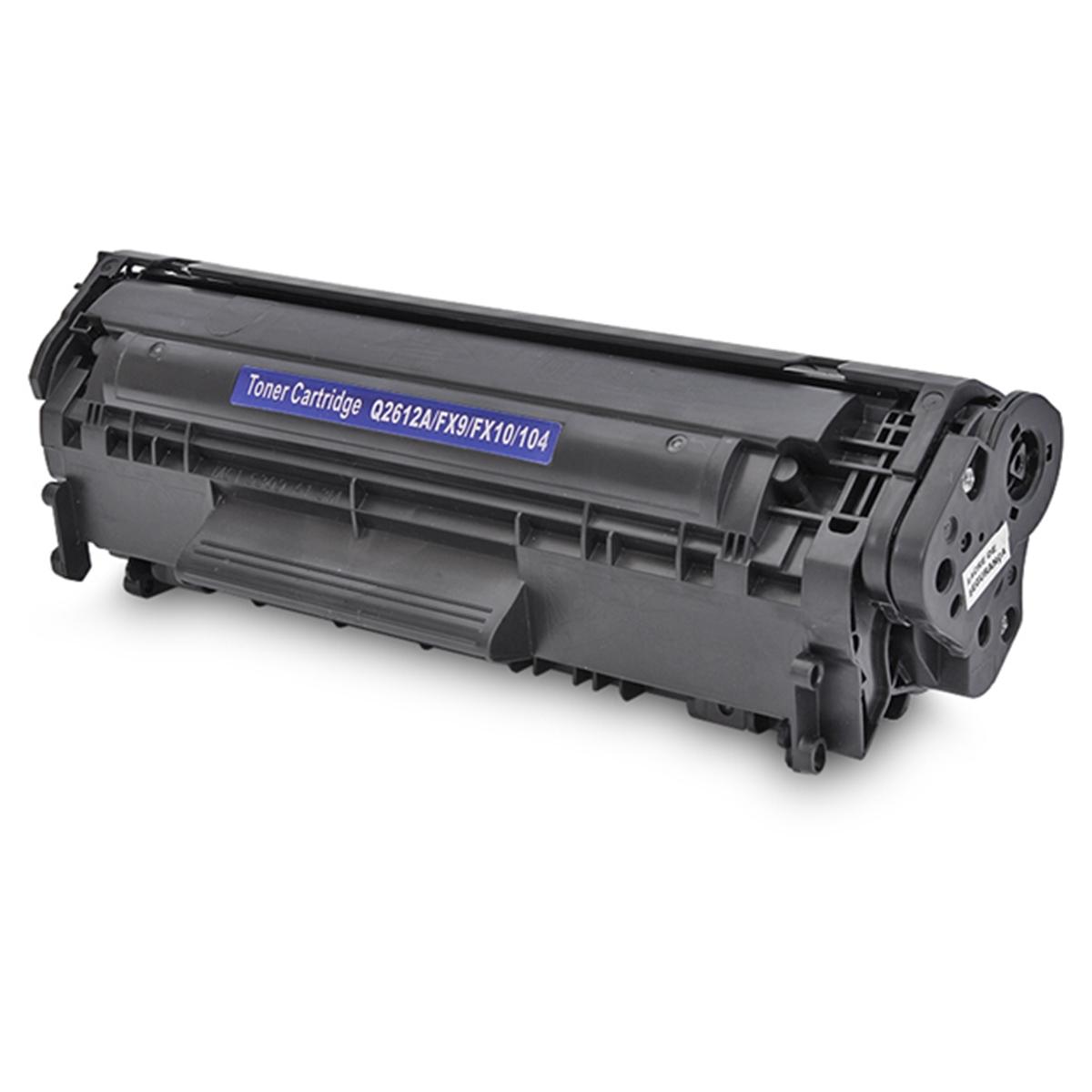 Toner Compatível HP Q2612A Nº12A / Cartridge 703/ FX10/FX9