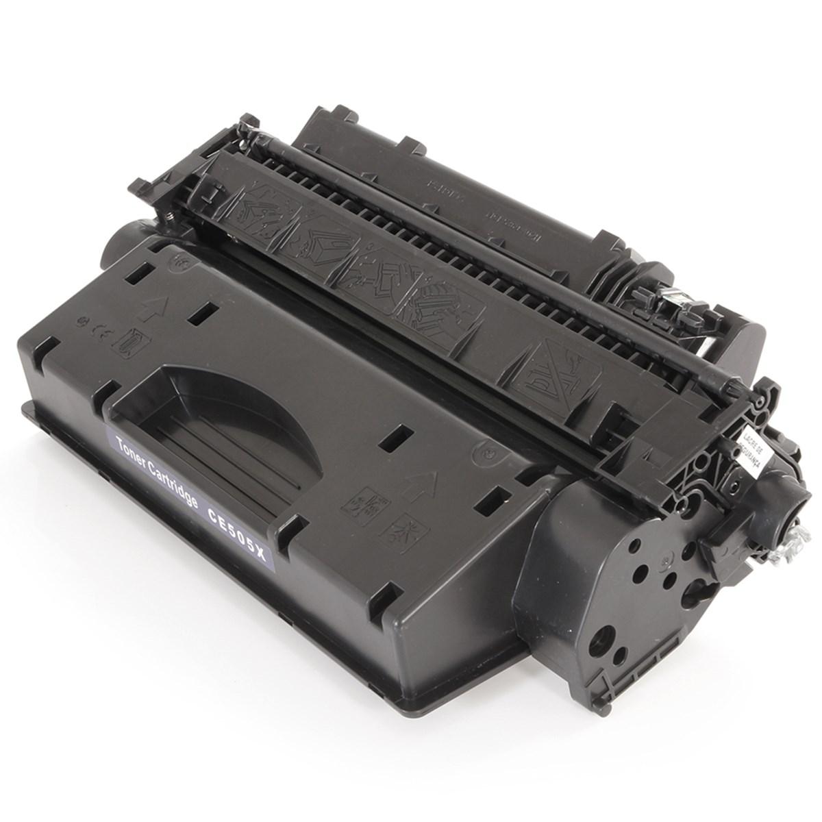Toner Compatível HP CE505X Nº05X / CANON 719