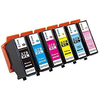 Tinteiro Compatível EPSON T3793 / T3783 (378XL) Magenta