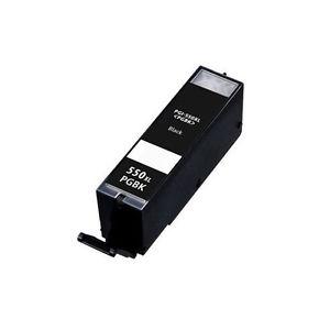 Tinteiro Compatível Canon PGI550XL/PGI555XXL Preto