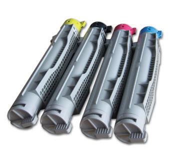 Toner Compatível XEROX PHASER 6300 106R01084 Amarelo