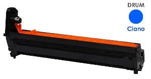 Drum Compatível OKI C8600/C8800/C810/C830/C801/C821/MC860/ ES8430/ES8460MFP/MC851/MC861/ES8451/ES8461 CYAN