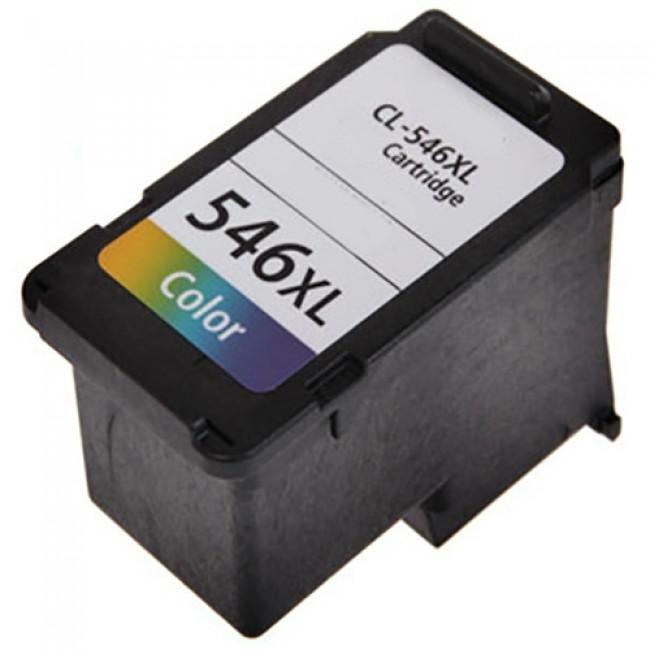 Tinteiro Compatível/Remanufaturado Canon CL546XL