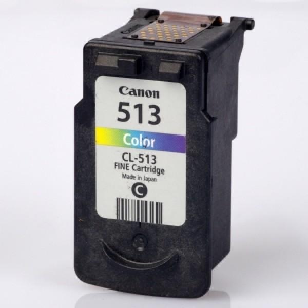 Tinteiro Compatível Canon CL513 Cor
