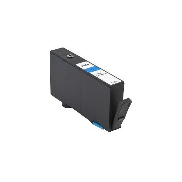 Tinteiro Compatível HP 655 CZ110AE Azul (ciano)