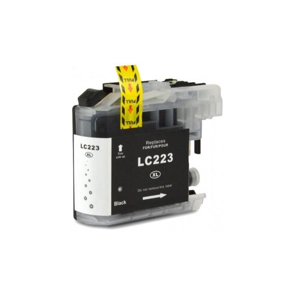 Tinteiro Compatível Brother LC223BK/LC221BK Preto
