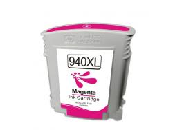 Tinteiro Compatível HP C4908AE Nº940XL Magenta