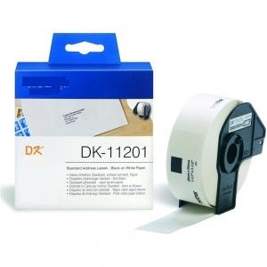 Etiquetas Compatíveis Brother DK11201