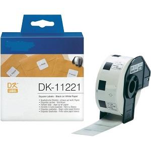 Etiquetas Compatíveis Brother DK11221