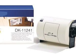 Etiquetas Compatíveis Brother DK11241
