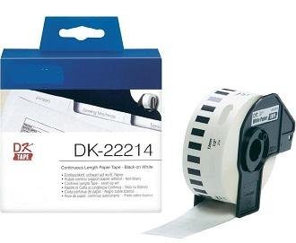 Etiquetas Compatíveis Brother DK22214