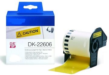 Etiquetas Compatíveis Brother DK22606