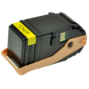 Toner Compatível Epson ACULASER C9300 AMARELO