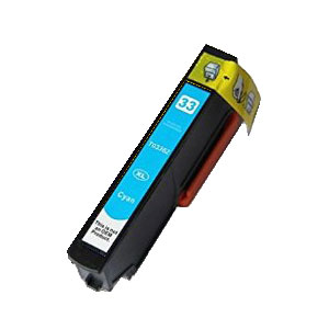 Tinteiro Compatível Epson T3342 / T3362 33XL Azul