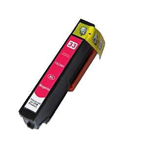 Tinteiro Compatível Epson T3343 / T3363 33XL Magenta