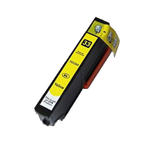 Tinteiro Compatível Epson T3344 / T3364 33XL Amarelo