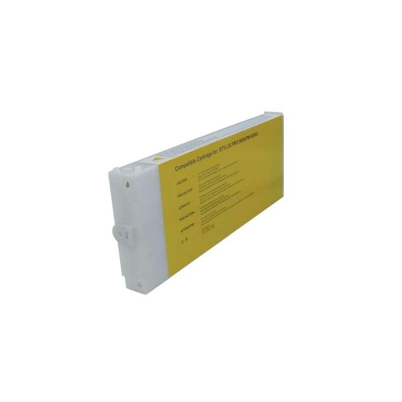 Tinteiro Compatível EPSON T408011 AMARELO