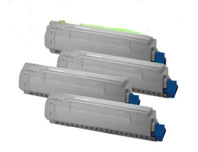 Toner Compatível OKI Amarelo ES8431,ES8441-10K#44844513