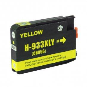 Tinteiro Compatível HP CN056AE Nº933XL Amarelo