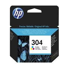 Tinteiro DeskJet 3700/3720/3730 Nº304 Cor