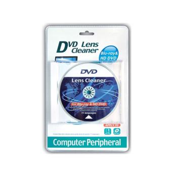 Lente de limpeza a seco para Blu-Ray e HD DVD