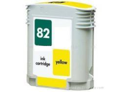 Tinteiro Compatível HP C4913A Nº82 Amarelo