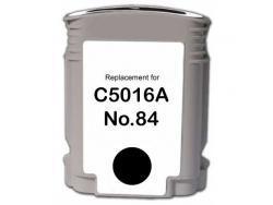 Tinteiro Compatível HP C5016A Nº84 Preto