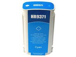 Tinteiro Compatível HP C9371A Nº72 Azul