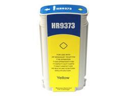 Tinteiro Compatível HP C9373A Nº72 Amarelo