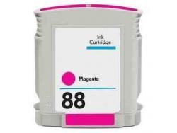 Tinteiro Compatível HP C9387AE/C9392AE Nº88 Magenta