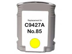 Tinteiro Compatível HP C9427A Nº85 Amarelo